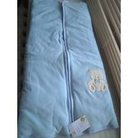 """Одеяло-конверт """"Трансформер"""" Голубой"""