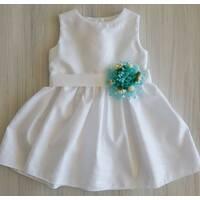 Платье ТМ  Happy ToT 62, Белый