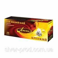 """Чай """"Лисма"""" 25пх2г Черный Крепок (1/108)"""