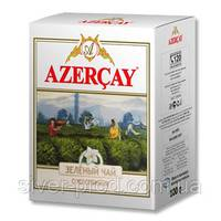 """Чай """"Azercay"""" 100г Зелен из жасміном (1/60)"""