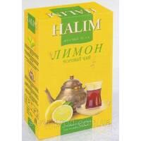 """Чай """"Halim"""" 80г Черный с Лимоном (1/16)"""