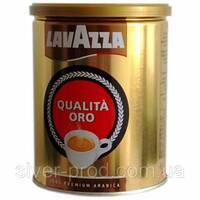 "Кофе ""Lavazza"" мелена Qualita Oro 250г же/бы (1/12)"