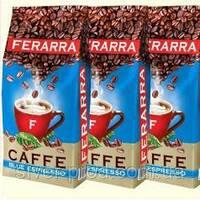 """Кофе """"FERARRA"""" зерно 1кг Blu Espresso м/в (1/6)"""