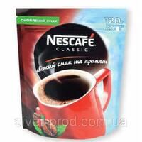 """Кофе """"Нескафе"""" растворимая 120г м/в (1/16 или 8)"""