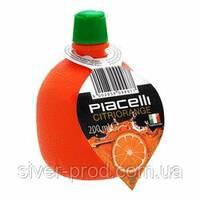 Сок апельсина Piacelli ПЭТ 200мл (1/15)