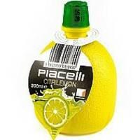 Сок лимона Piacelli ПЭТ 200мл (1/15)
