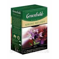 """Чай """"Грінфілд"""" 100г Черный Spring Melody (1/15) 632"""