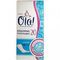 Прокладки Ola! ежедневные Daily 2краплі 20шт (1/30)
