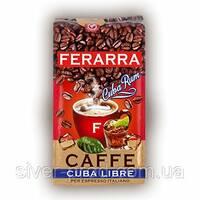 """Кофе """"FERARRA"""" мелена 250г Cuba Libre брикет (1/18)"""