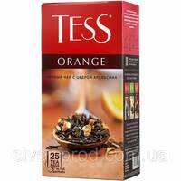 """Чай """"Тесс"""" 25п*1,5г Orange, Black [Черный с Апельсином] (1/24) 5343"""