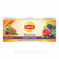 """Чай """"Ліптон"""" 25п*1,8г Лесные Ягоды (Super Tasty Forest Fruit) (1/24)"""