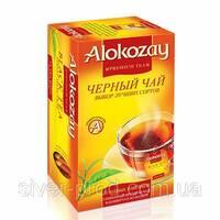 "Чай ""Alokozay Tee"" 25п*2г Черный КОНВЕРТ (1/24)"
