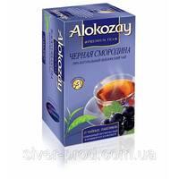 """Чай """"Alokozay Tee"""" 25п*2г с Черной Смородиной (1/24)"""