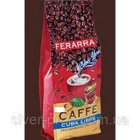 """Кофе """"FERARRA"""" зерно 1кг Cuba Libre м/в (1/6)"""