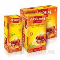 """Чай """"Alokozay Tee"""" 100п*2г Черный (1/24)"""