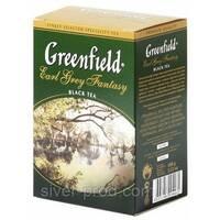 """Чай """"Грінфілд"""" 100г Черный Earl Grey Fantas (1/14) 670"""
