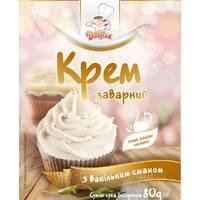 """Крем заварной ванильный """"Добрик"""" 80г (1*10/60)"""