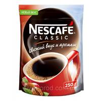 """Кофе """"Нескафе"""" растворимая 250г м/в (1/12)"""