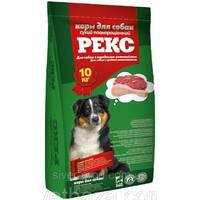"Сухой корм для собак ""РЕКС"" для собак средней активности 10кг (1/1)"