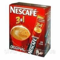 """Кофе """"Нескафе"""" 3в1 Original 16г (1*20/24)"""