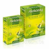 "Чай ""Alokozay Tee"" 180г Зеленый Листовой (1/24)"