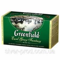 """Чай """"Грінфілд"""" 25п*2г Черный Earl Grey Fantasy (Бергамот) (1/15) 625"""