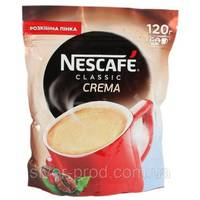 """Кофе """"Нескафе"""" с пенкой CREMA 100г м/в (1/16 или 20)"""