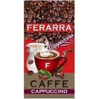 """Кофе """"FERARRA"""" мелена 250г Cappuccino брикет (1/18)"""