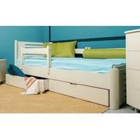 Односпальная кровать Марго с выдвижными ящиками