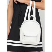 Женский рюкзак Sambag Brix BE белый