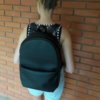 Жіночий рюкзак Sambag Este LB чорний