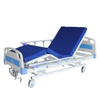 Медицинская функциональная кровать MIRID M08 (с регулировкой высоты ложа, механический привод)