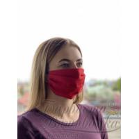 Маска для обличчя захисна багаторазова Барвиста Вишиванка, 100% льон , 22х14х8 см МА002лР2201_023