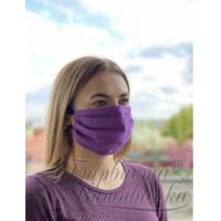 Маска для обличчя захисна багаторазова Барвиста Вишиванка, 100% льон , 22х14х8 см МА002лФ2201_035