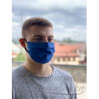 Маска для обличчя захисна багаторазова Барвиста Вишиванка, 100% льон , 22х14х8 см МА002лУ2201_225