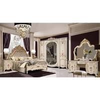 Елітна спальня Афіна з фото малюнками.Матрас в подарунок