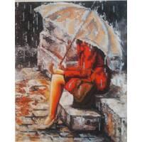 """Схема """" Під дощем"""""""