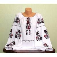 Украинская вышиванка женская