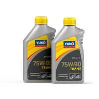 Трансмісійна олива YUKO TRANS 75w90 (GL-4)