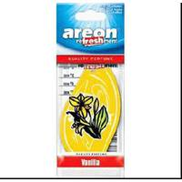 Сухой листочек Mon Classic (Самолетик) Vanilla (10шт) ароматизатор Areon - VIP