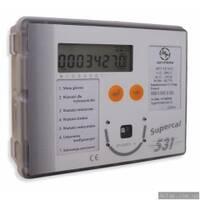 Обчислювач Supercal 531 для закритих систем опалення/кондиціювання