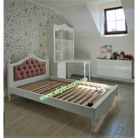 Спальный гарнитур Скарлет в детскую,подростковую комнату массив дерева