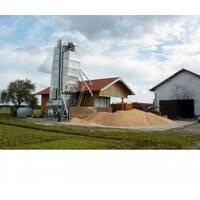 Шахтні сушилки зерна