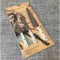 Набір кухонних ножів Samura 3шт / ВК-35