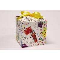 Подарочная коробка 17,5*17,5*17,5см.