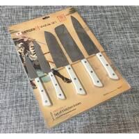 Набор кухонных ножей Samura 5шт / ВК-25