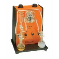Пристрій для визначення CO2 методом Блома PU-002