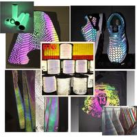 Светоотражающие и светонакопительные материалы и изделия.