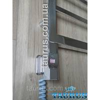 ЭЛЕКТРОТЭН Heatpol H E chrome D- форма: регулювання 20-65c   таймер 1-3ч. Під розетку. Польща 1/2'