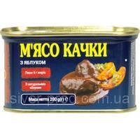 POWER BANKa Мясо утки с яблоком 200г ключ же/бы (1/21)